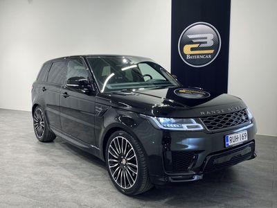 käytetty Land Rover Range Rover Sport P400e HSE DYNAMIC MATRIX LED, MERIDIAN, PANORAMA &