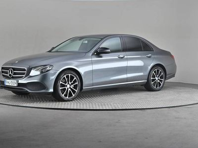 käytetty Mercedes E220 E-KlasseA Premium Business- Webasto, Navi, Peruutuskamera-
