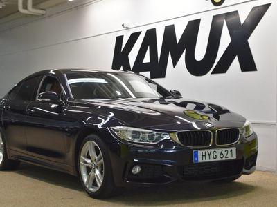 käytetty BMW 420 d xDrive | M Sport | 190 hv