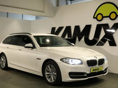 käytetty BMW 520 d Touring +Navi-Prof. +HeadUP +Parkkitutka +6-vaihteinen +EU6