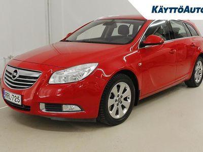 käytetty Opel Insignia SPORTS TOURER EDITION 2,0 CDTI ECOTEC 4X4 118KW AT