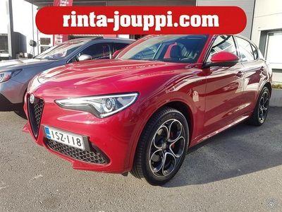 käytetty Alfa Romeo Stelvio