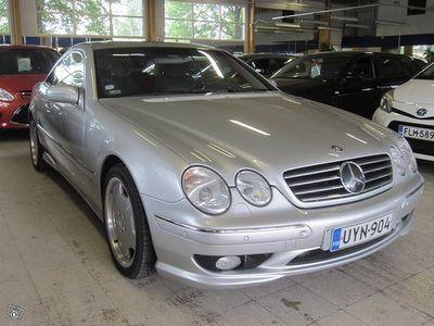käytetty Mercedes CL600 AMG V12(SUOMI AUTO)