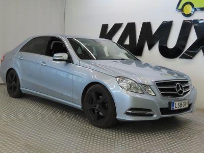 käytetty Mercedes E220 CDI BE A Premium Business / Webasto kaukosäädöllä / Ortopedipenkit/ Vetokoukku /