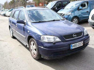 käytetty Opel Astra 1.6 Twinport Njoy 5d G