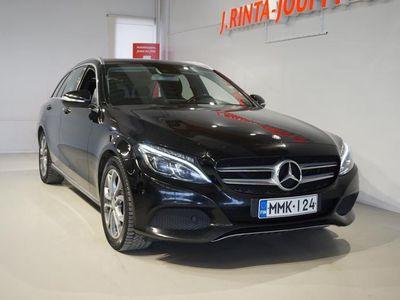 käytetty Mercedes C180 BlueTec Autom. Premium Business