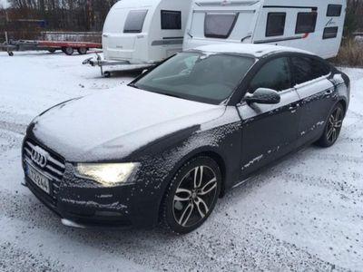 käytetty Audi A5 Sportback Black Edition 3,0 V6 TDI DPF 180 kW quattro S tronic-autom. - Black Friday tarjous: Rinta-Jouppi Turva...