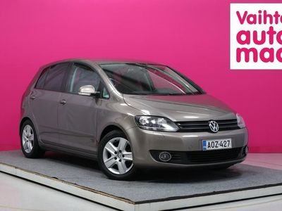 käytetty VW Golf Plus Comfortline 1,6 TDI 77 kW (105 hv) BlueMotion Technology #Navi #Webasto #Xenon