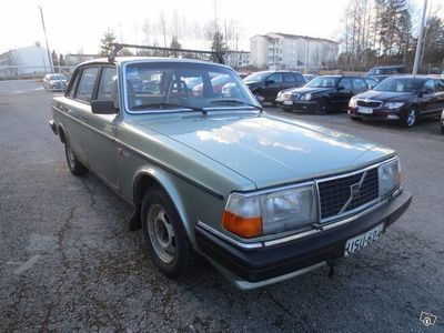 käytetty Volvo 240