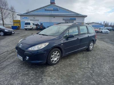 käytetty Peugeot 307 1.6hdi Premium Business Wagon