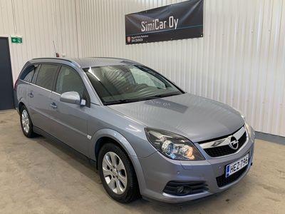 käytetty Opel Vectra 1.9 CDTI 120 Ultimate Edition Wagon *VAIN KAHDELLA KÄYTTÄJÄLLÄ OLLUT* HIENO SUOMI-AUTO* RAHOITUS*