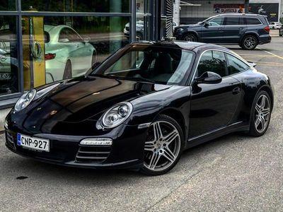 käytetty Porsche 911 Targa 4 PDK, Ilmastoidut istuimet, Chrono, Carnewal-putkisto, Nahkapaketti, PCM, Harvinainen Targa!