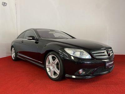 käytetty Mercedes CL55 AMG