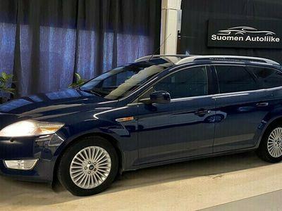 käytetty Ford Mondeo 2.0 145 Titanium Business Wagon