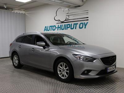 käytetty Mazda 6 Sport Wagon 2,2 (150) SKYACTIV-D Premium Plus Business 6AT 5ov TG3