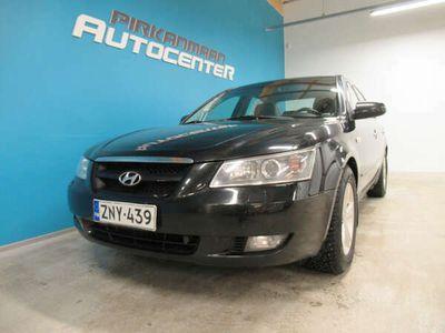 käytetty Hyundai Sonata 2.0 CRDi 140hv Aut. GLS Sedan
