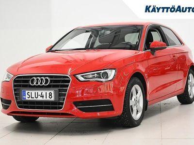 käytetty Audi A3 COMPACT COUPE BUSINESS 1,4 TFSI 92 KW