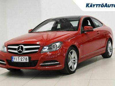 käytetty Mercedes C250 CDI BE COUPE A