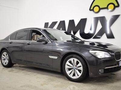 käytetty BMW 740