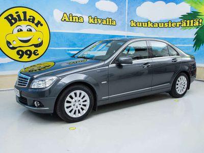 käytetty Mercedes C200 CDI A Elegance Premium Business - // SIISTISSÄ KUNNOSSA / VASTA KATSASTETTU // - *NYT ON OSTAJAN