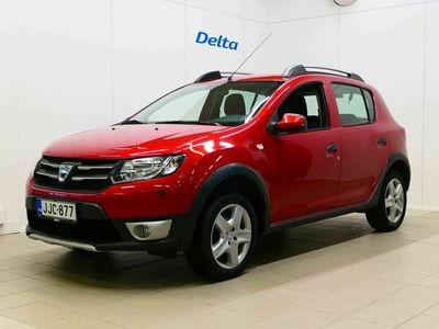 käytetty Dacia Sandero Stepway TCe 90 Prestige Erään vaihtoautoja korko alk. 0,49%+kulut Huoltorahalla!