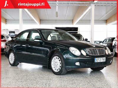 käytetty Mercedes E200 E 4DKOMPRESSOR SEDAN AUTOMATIC
