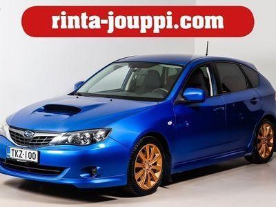 käytetty Subaru Impreza WRX 2.5 turbo 230 HV - Seuraava katsastus 17.04.2020 Hieno ja tehokas nelikko subbe!