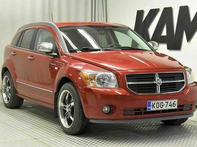 käytetty Dodge Caliber 2,4 M5 RT / Suomi-auto / Vakkari / Ilmastointi / Lohko+sisäpistoke / Boston Premium Audio / 2 x Alut /