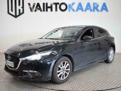 käytetty Mazda 3 2.0 Skyactiv 6AT # 1-omisteinen Suomi-auto #