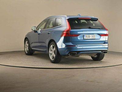käytetty Volvo XC60 T8 AWD Business R-Design A (MY19.2) -Hyvin varusteltu-