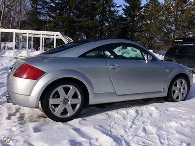 käytetty Audi TT quattro 165kw