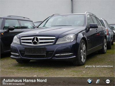 gebraucht Mercedes C250 farmari