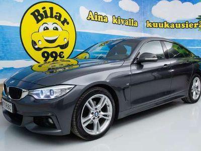 käytetty BMW 418 Gran Coupé F36 418d A Business M Sport // HYVÄ HUOLTOOHISTORIA, 2