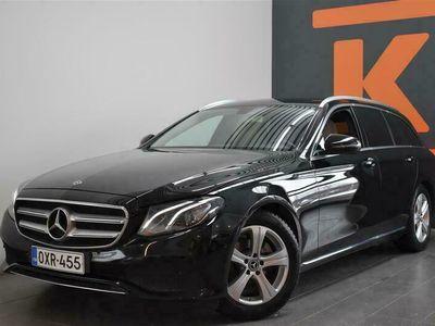 käytetty Mercedes E220 T A Business