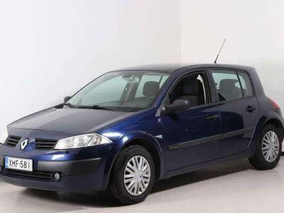käytetty Renault Mégane Hatchback 1,6 16V Confort Authentique 5ov BUSINESS - Seuraava katsastus: 09.03.2021