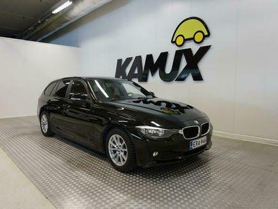 käytetty BMW 316 316 F31 Touring d TwinPower Turbo // Idrive isompi näyttö / Sport istuimet edessä / Vähän ajettu //