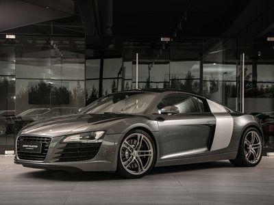 käytetty Audi R8 Coupé 4,2 V8 quattro R tronic *Racing penkit,B&O,MMI,Magnetic Ride* - Vain 34tkm ajettu!
