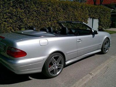 käytetty Mercedes CLK230 AVO