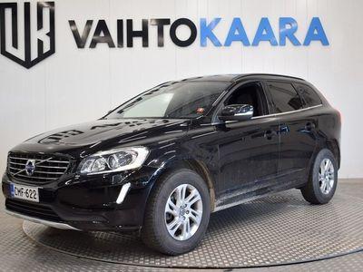 käytetty Volvo XC60 Momentum D4 180 Hv Autom. # Koukku, Tutka, OnCall, ym #