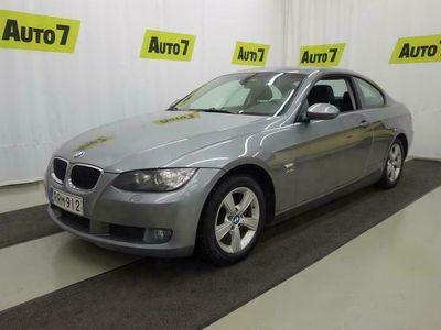 käytetty BMW 320 CD XDRIVE A E92 COUPE AUTOMATIC + XENON + TUTKA. Myös vaihto ja rahoitus. Nyt jopa ilman käsirahaa.