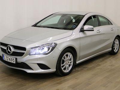 käytetty Mercedes 200 CLA-sarjaBE A Premium Business **** LänsiAuto Safe -sopimus hintaan 590€. ****