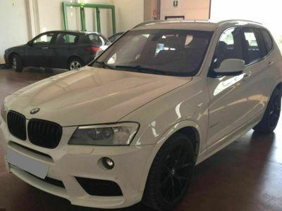 käytetty BMW X3 xDrive30d F25 258 HV *M-SPORT* VARIABLE SPORT STEERING *NAVI PROF *YMS!!