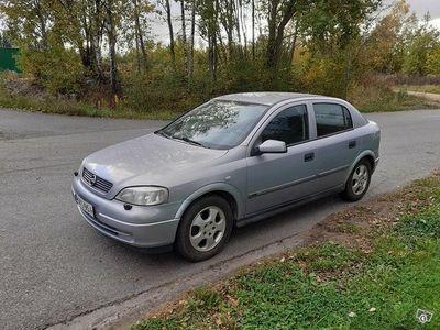 käytetty Opel Astra 1.8