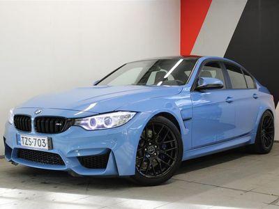 käytetty BMW M3 F80 sedan DCT A, Suomi-auto, Head-up, Navigointi, BPS takuu 24kk tai 40tkm.