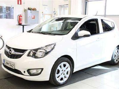 käytetty Opel Karl 5-ov Enjoy 1,0 Ecotec 75hv MT5, 1-OMISTAJA, VAKIONOPEUSSÄÄDIN, PERUUTUSTUTKA, BLUETOOTH