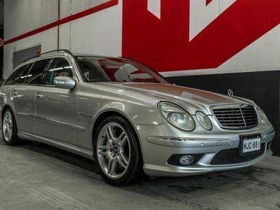 gebraucht Mercedes E55 AMG AMG