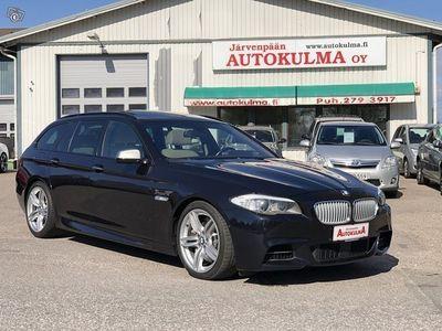 used BMW M550 d