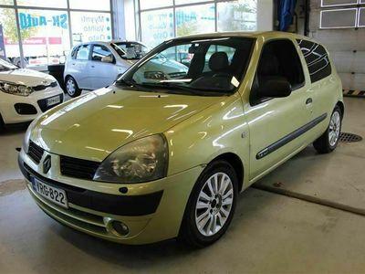 käytetty Renault Clio 1,4 16V Pack Authentique 3d