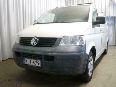 käytetty VW Transporter 2.5 TDI SUOMIAUTO / HYVIN HUOLLETTU / JUURI KATSASTETTU