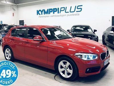 käytetty BMW 118